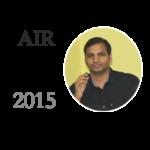 Rahul Kumar AIR 312 UPSC CSE 2015