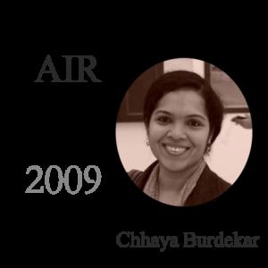Chhaya Burdekar