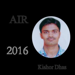 Kishor Dhas