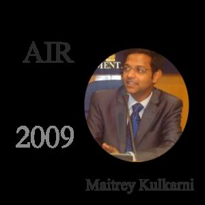 Maitrey Kulkarni