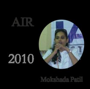 Mokshada Patil