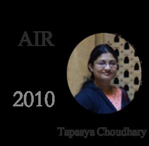 Tapasya Choudhary